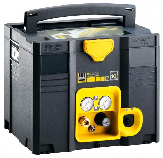 schneider systainer kompressor sysmaster 150 8 6 wxof. Black Bedroom Furniture Sets. Home Design Ideas